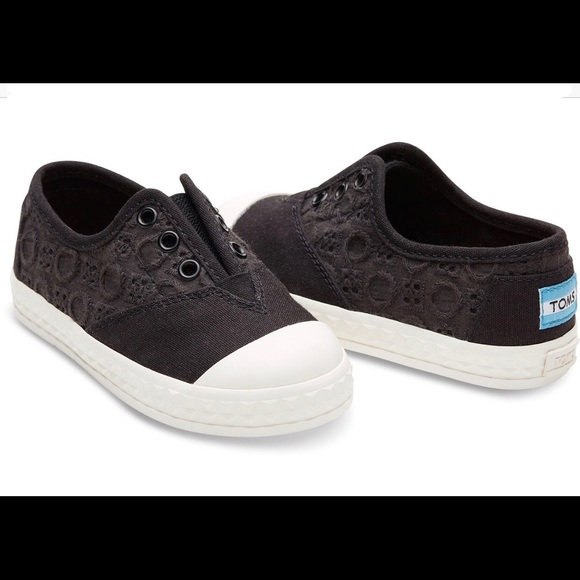 24f96756fca5  10 Sale Toms Zuma Baby Lace Sneaker (6-12 months)